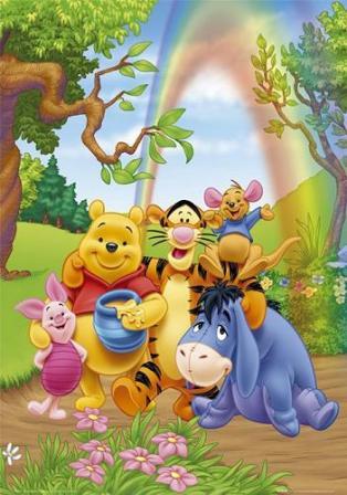 winnie pooh y demas